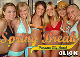 Panama City Spring Break Hook up